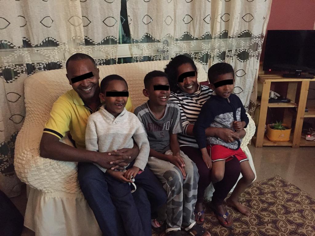 Tadessa family