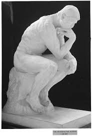 Auguste Rodin | The Thinker (Le Penseur) | French | The Metropolitan Museum  of Art